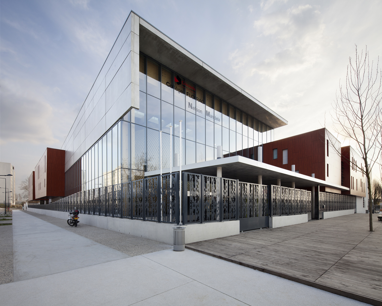 Collège Nelson Mandela, Floirac