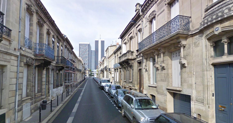 Restructuration et Désamiantage Cité Administrative, Bordeaux