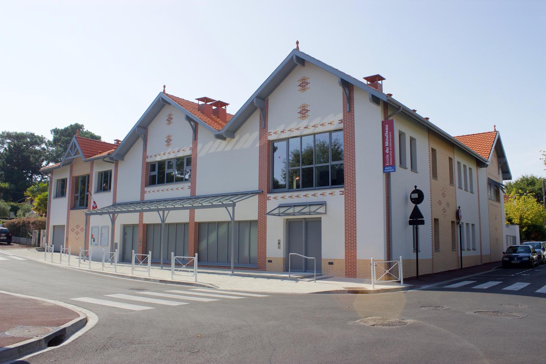 Ecole Le Moulleau