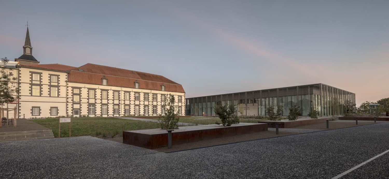 Médiathèque et école de musique, Riom